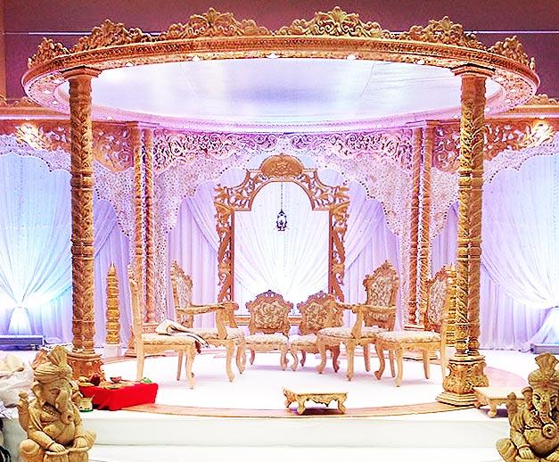 Design house decor mandap design your wedding 5 for Komfortbett 120x200